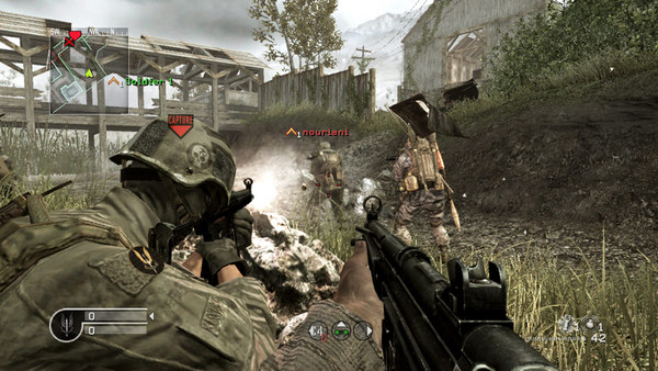 PC CALL OF DUTY 4 MODERN WARFARE
