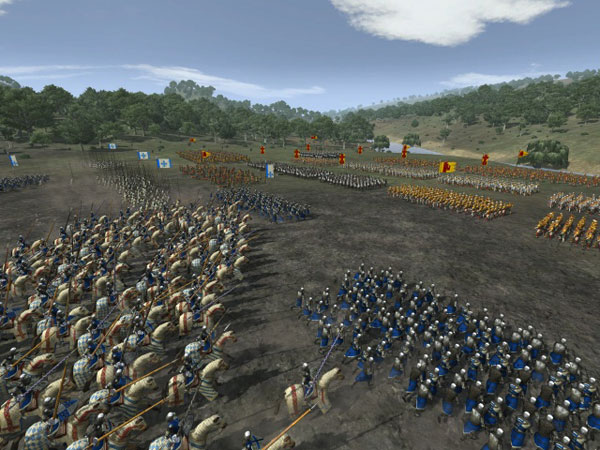 PC MEDIAVAL II TOTAL WAR GOLD EDITION