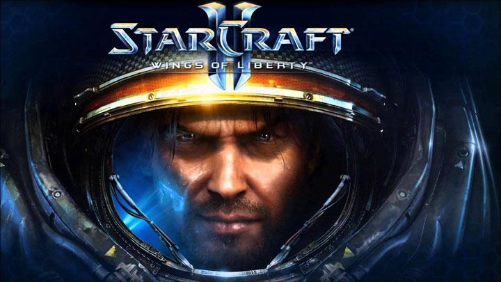 PC STARCRAFT 2 WINGS OF LIBERTY