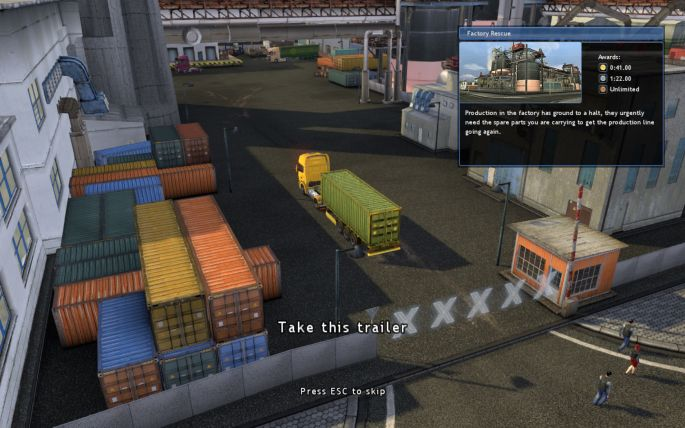 PC TRUCKS AND TRAILERS
