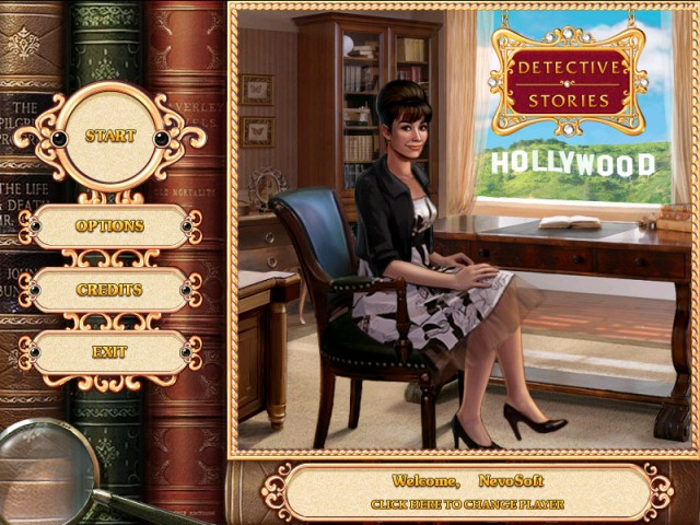 PC DETECTIVE STORIES HOLLYWOOD