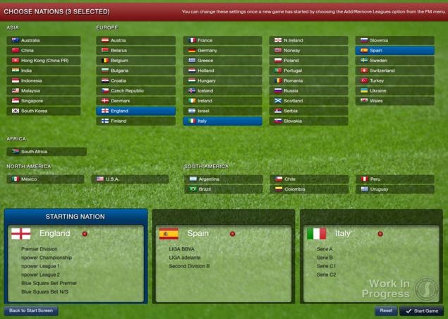 PC FOOTBALL MANAGER 2013