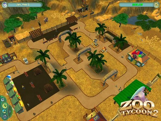 PC ZOO TYCOON 2 ULTIMATE COLLECTION