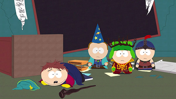 PC SOUTH PARK THE STICK OF TRUTH