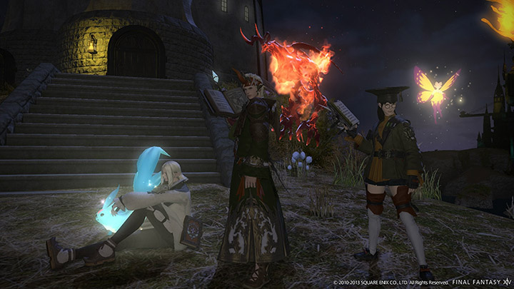 PC FINAL FANTASY XIV A REALM REBORN COLL. EDT.