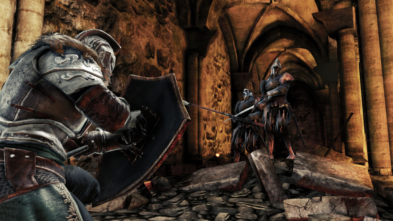 PC DARK SOULS II