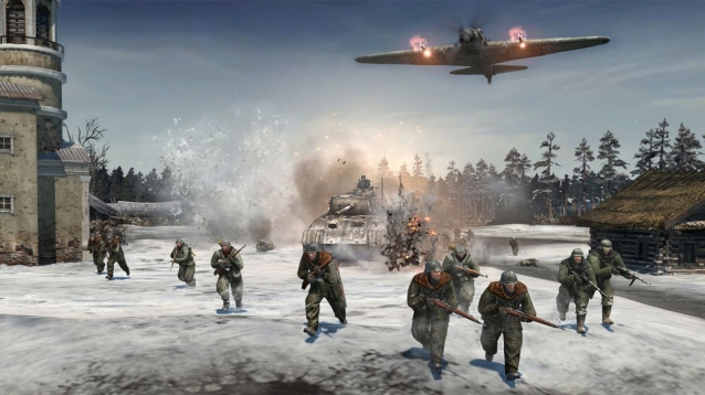 PC COMPANY OF HEROES 2 THE WESTERN FRONT ARMIES