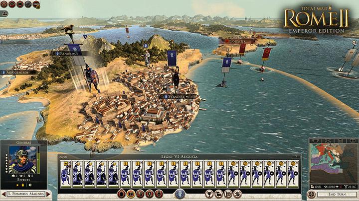 PC TOTAL WAR ROME 2 EMPEROR EDITION