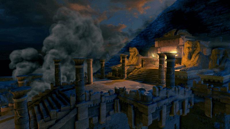 PC LARA CROFT AND TEMPLE OF OSIRIS GOLD