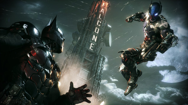 PC BATMAN ARKHAM KNIGHT