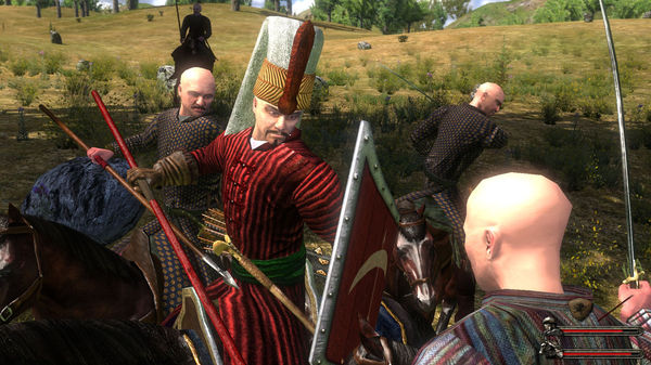 PC MOUNT & BLADE ATEŞ VE KILIÇ