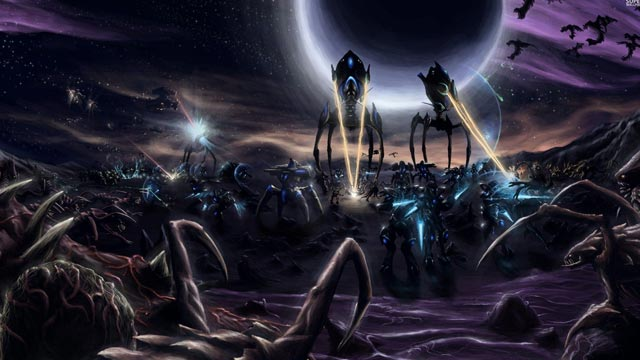 PC STARCRAFT 2 LEGACY OF THE VOID