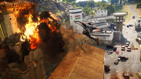 PC JUST CAUSE 3: CAPSTONE RPG LIMITED EDT.