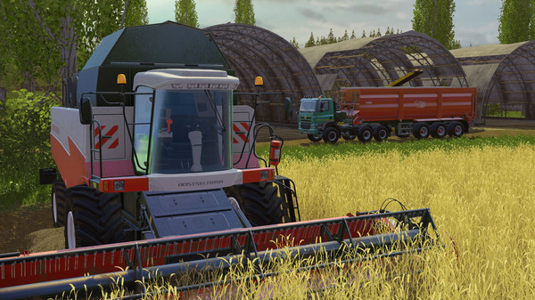 PC FARMING SIMULATOR 15 GOLD EDITION