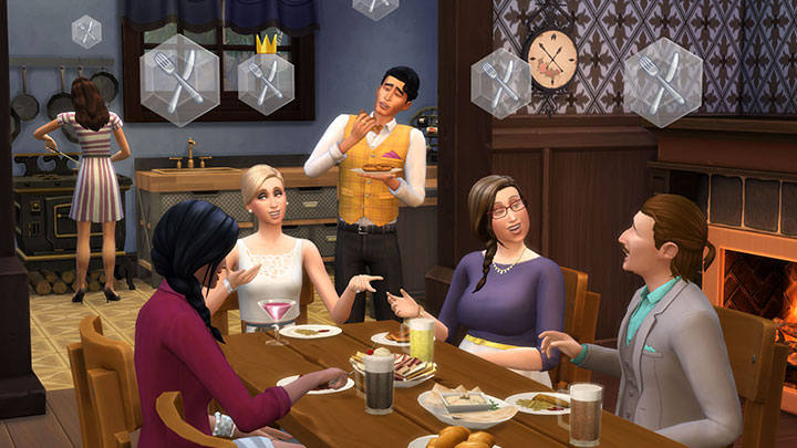PC THE SIMS 4 GET TOGETHER