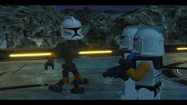 PC DISNEY LEGO STAR WARS III CLONE WARS