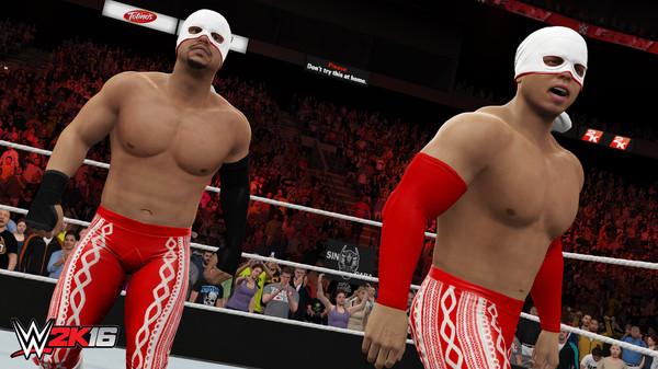 PC WWE 2K16