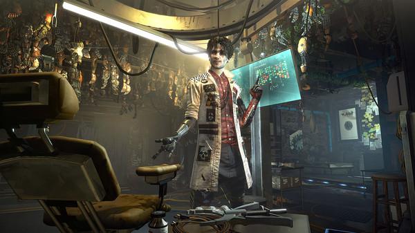PC DEUS EX:MANKIND DIVIDED STEELBOOK EDT.