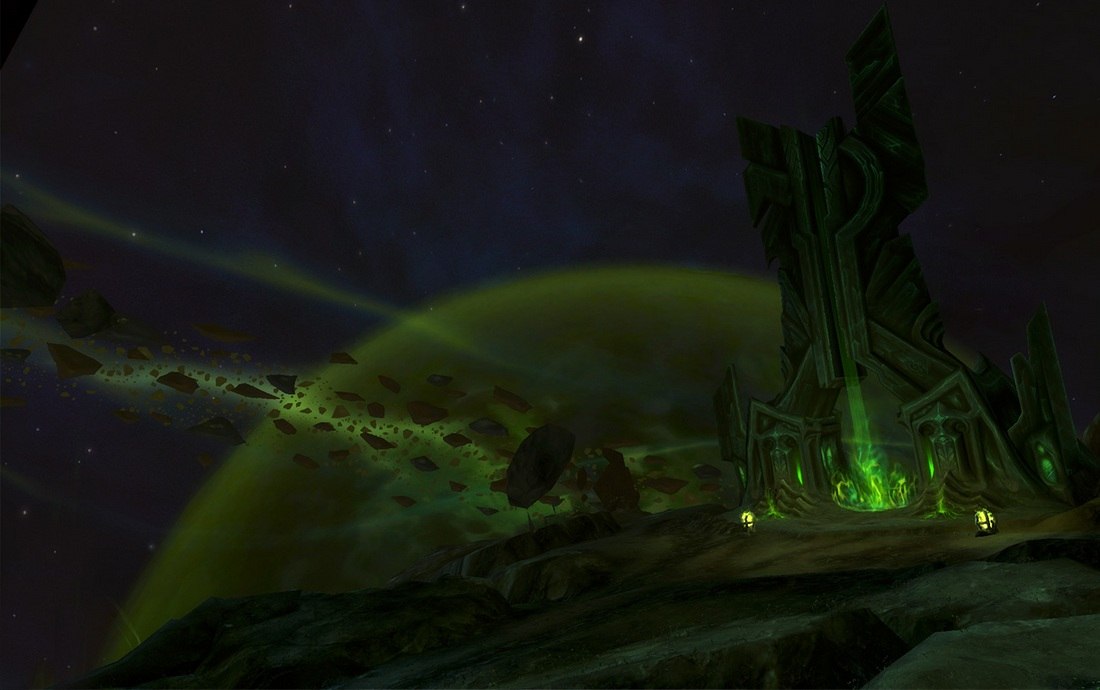 PC WORLD OF WARCRAFT: LEGION
