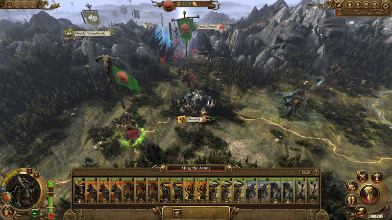 PC TOTAL WAR WARHAMMER OLD WORLD EDITION