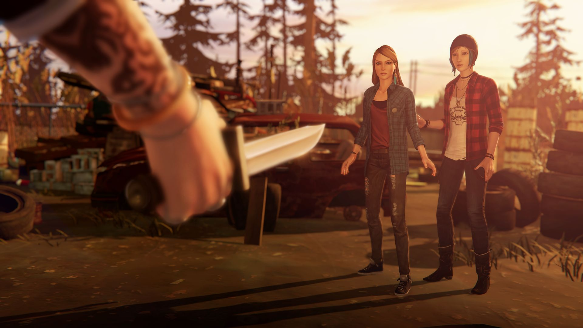 PC LIFE IS STRANGE: BEFORE THE STORM LIMITED EDT.