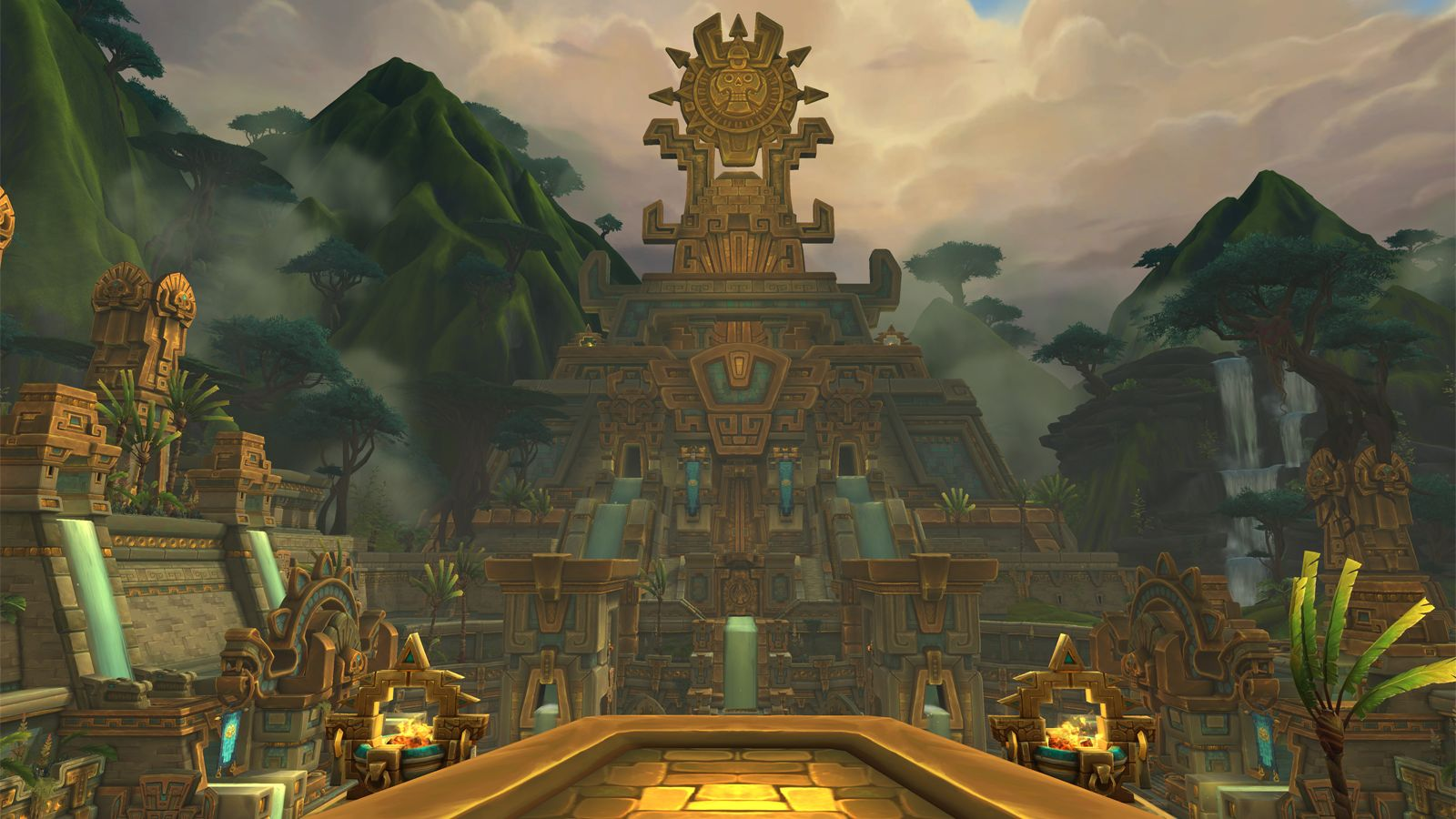 PC WORLD OF WARCRAFT BATTLE FOR AZEROTH ÖN.SİP.OY