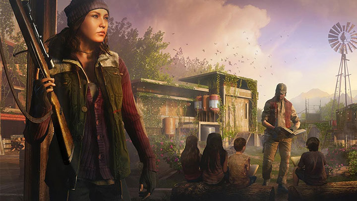 PC FAR CRY NEW DAWN