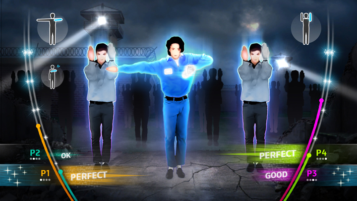 PSX3 MICHAEL JACKSON THE EXPERIENCE