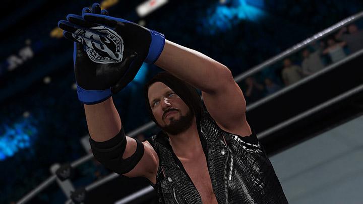 PSX3 WWE 2K17