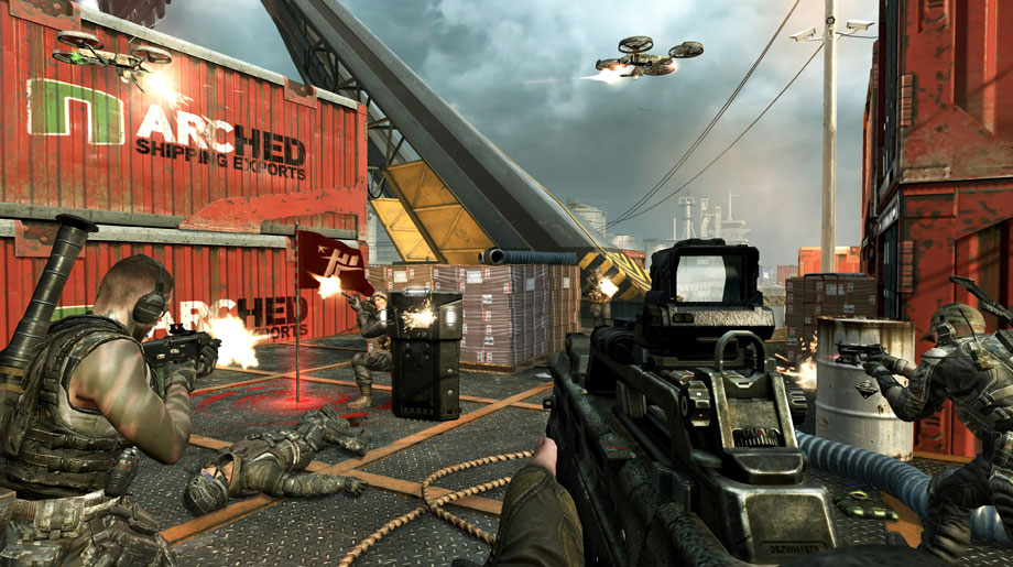 X360 CALL OF DUTY BLACK OPS II