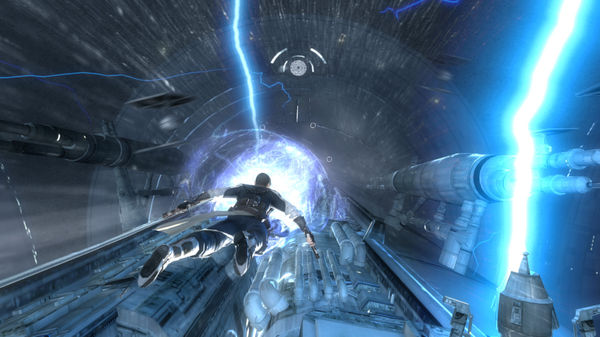 X360 STAR WARS THE FORCE UNLEASHED II