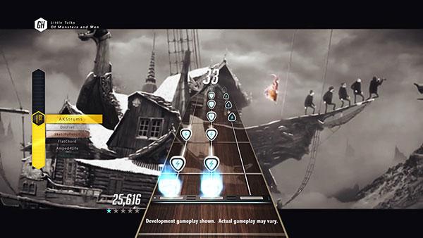 X360 GUITAR HERO LIVE