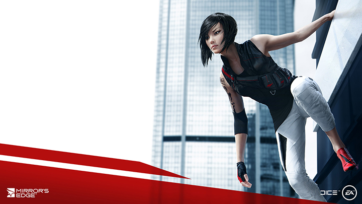PS4 MIRRORS EDGE CATALYST