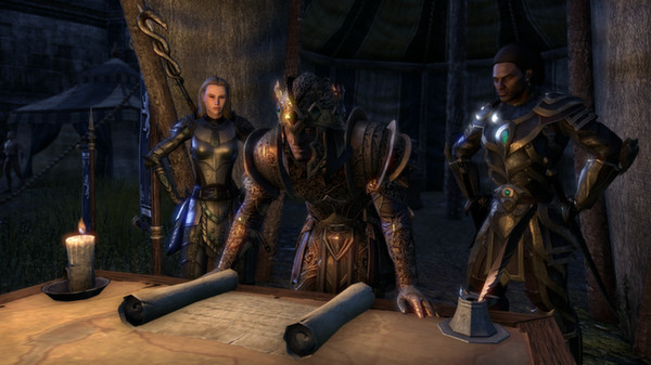 PS4 ELDER SCROLLS ONLINE TAMRIEL UNLIMITED
