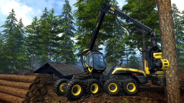 PS4 FARMING SIMULATOR 2015