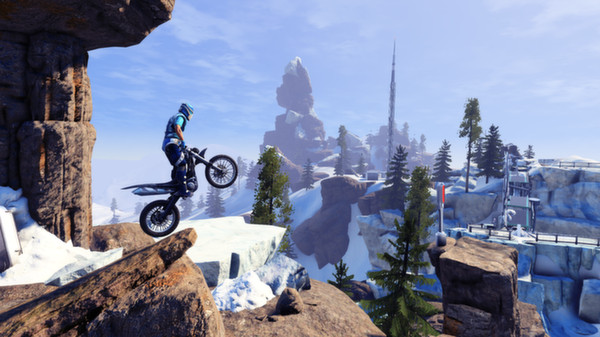 PS4 TRIALS FUSION THE AWESOME MAX EDT
