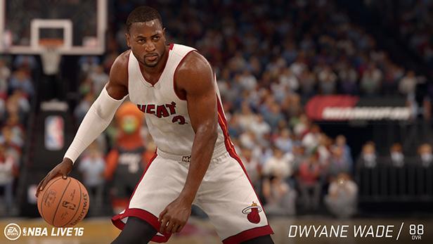PS4 NBA LIVE 16