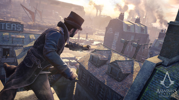 PS4 ASSASSINS CREED SYNDICATE SPECIAL EDT