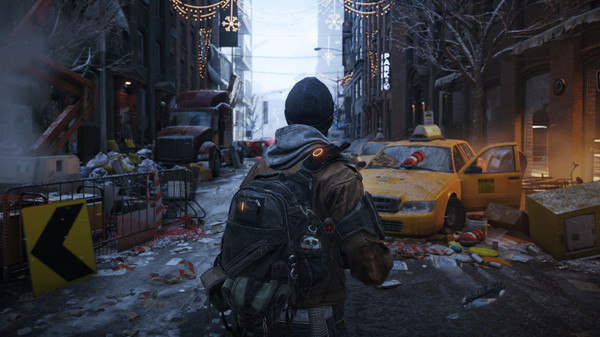 PS4 TOM CLANCY'S THE DIVISION