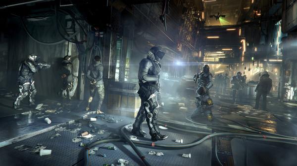 PS4 DEUS EX:MANKIND DIVIDED STEELBOOK EDT.