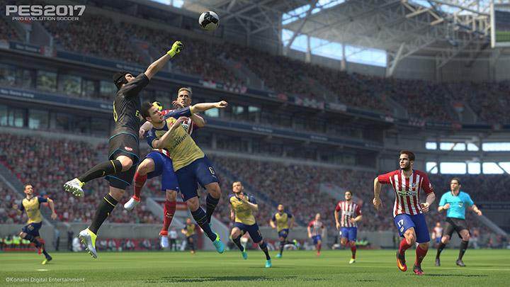 PS4 PES 2017