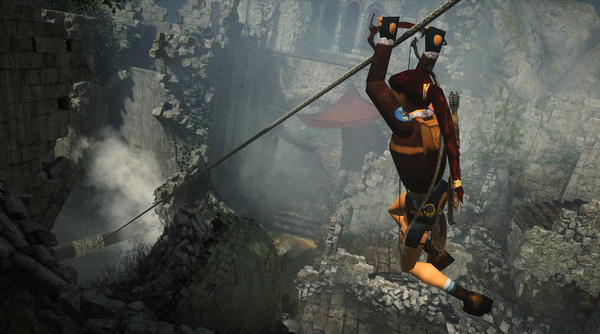 PS4 RISE OF THE TOMB RAIDER 20 YEAR ARTBOOK EDT.