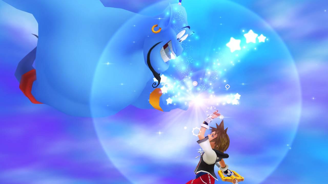 PS4 KINGDOM HEARTS 1.5 + 2.5 HD REMIX