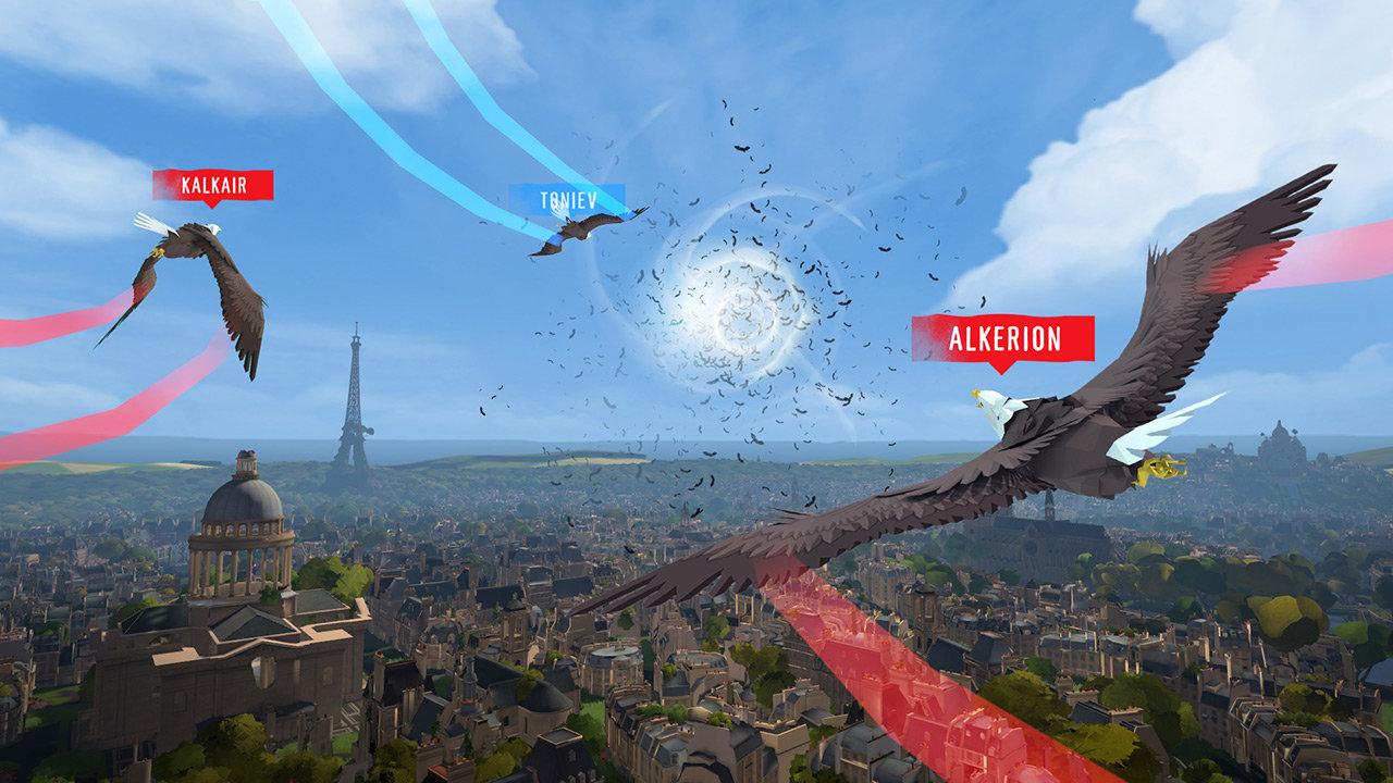PS4 EAGLE FLIGHT