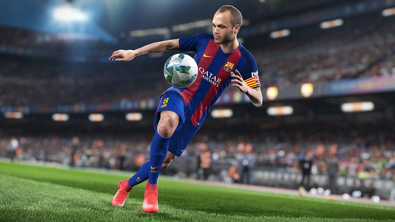 PS4 PES 2018