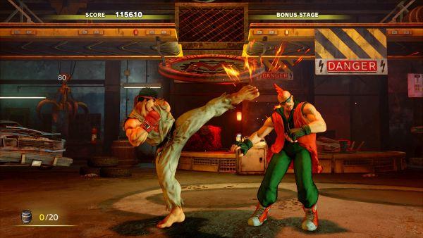 PS4 STREET FIGHTER V ARCADE EDT.