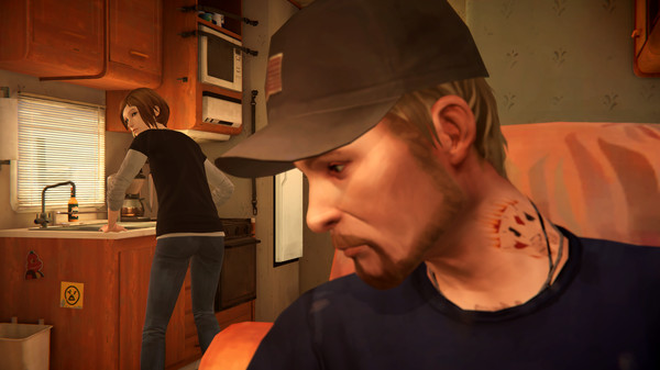 PS4 LIFE IS STRANGE: BEFORE THE STORM LIMITED EDT.