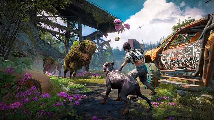 PS4 FAR CRY NEW DAWN SUPERBLOOM EDITION