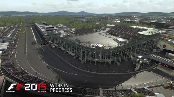 XBOX ONE F1 2015
