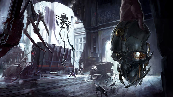 XBOX ONE DISHONORED DEFINITIVE EDT.